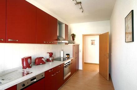 Gästewohnung Küche